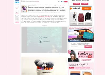 Girlscene.nl, June 2016